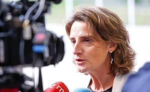 Teresa Ribera: «Necesitamos alinearnos con los objetivos más ambiciosos en materia de renovables»