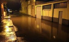 Casas, locales y garajes, inundados esta madrugada en Zeluán