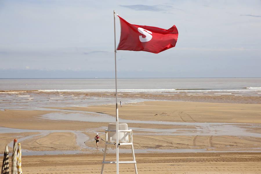 Nueva bandera roja en San Lorenzo