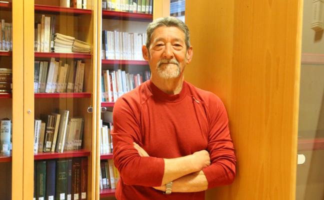 Presentación de la nueva novela de Manuel Galán