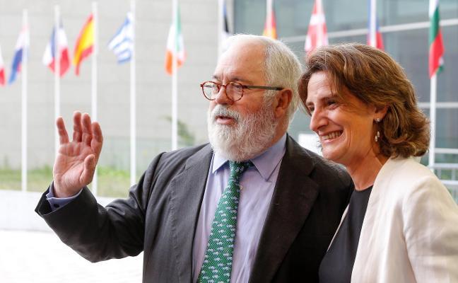 Ribera ratifica su plan energético sin el carbón y promete «soluciones justas» para las cuencas