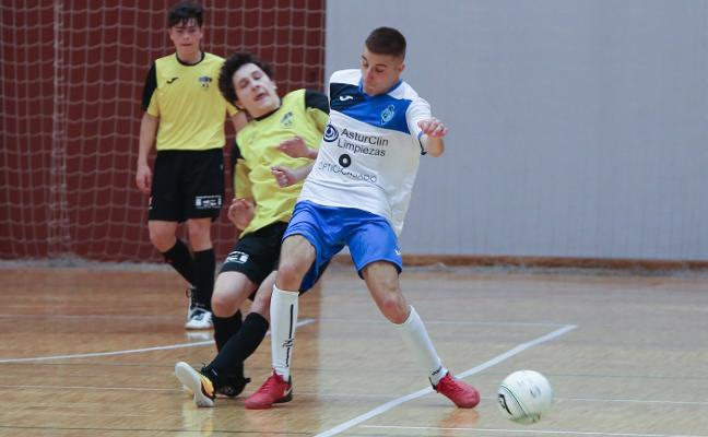 El Yesos Indoor, subcampeón de la Copa Federación juvenil