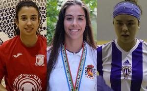 Tres asturianas disputarán el Campeonato de Europa
