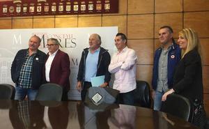 Los alcaldes del Caudal piden «salir del olvido» y reclaman un plan integral de regeneración