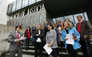La Justicia asturiana sigue reclamando mejoras laborales
