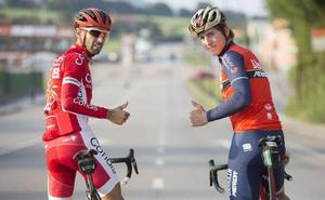 Dani Navarro e Iván Cortina disputarán los Campeonatos de España