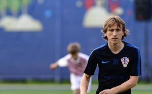 Modric: «Cambiaría todos los trofeos con el Madrid por ganar el Mundial»
