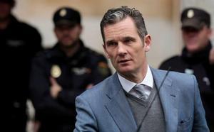 Urdangarín irá a la cárcel tras ratificar el Supremo la condena a cinco años y diez meses