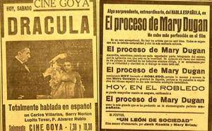 Los inicios del cine sonoro