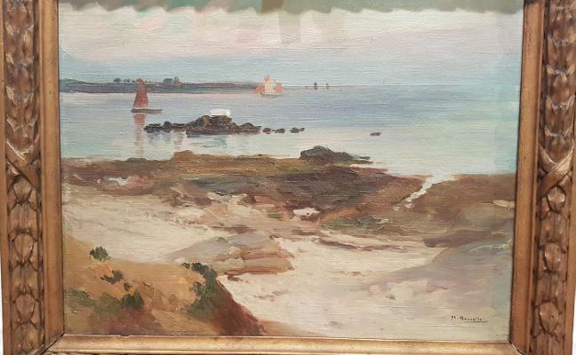 La tierra, el mar y sus gentes, en la sala SabadellHerrero