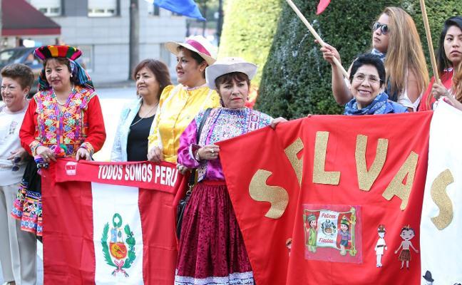 Oviedo incrementó el año pasado su población inmigrante en 438 personas