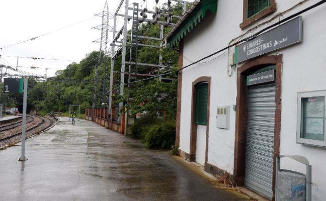 Un joven de 34 años muere electrocutado cuando trabajaba en la catenaria de Pajares