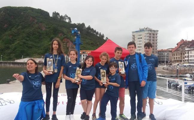 El Fertiberia Atlética cierra con nota la competición escolar