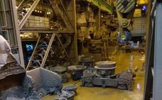 Arcelor logra achicar el agua de la LD-III y evalúa los daños tras la inundación