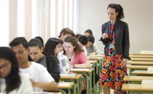 91,45% de aprobados en las pruebas de acceso a la Universidad