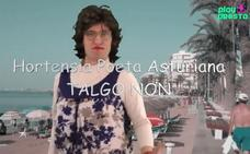 'Talgo non', la versión de 'Lo Malo' que reivindica el AVE a Asturias