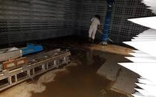Fernando Las-Heras: «Los destrozos por las inundaciones son peores de lo que esperábamos»