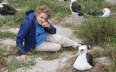 «Sylvia Earle es un inspiración para aquellos jóvenes que ven el mar como su futura carrera»
