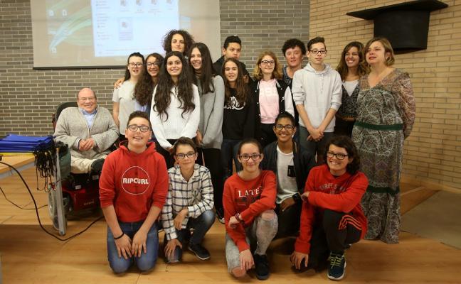 Unos premios con 'onda' para los alumnos de La Corredoria