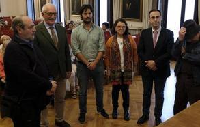 Celso Amieva revive en Oviedo