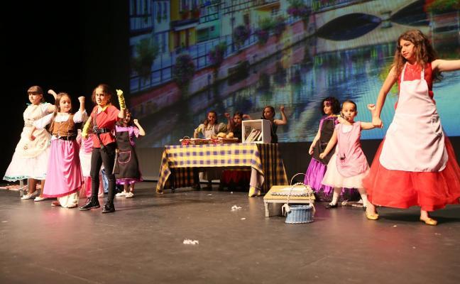 Musical benéfico en el Teatro Auditorio de Siero para la Asociación Nora