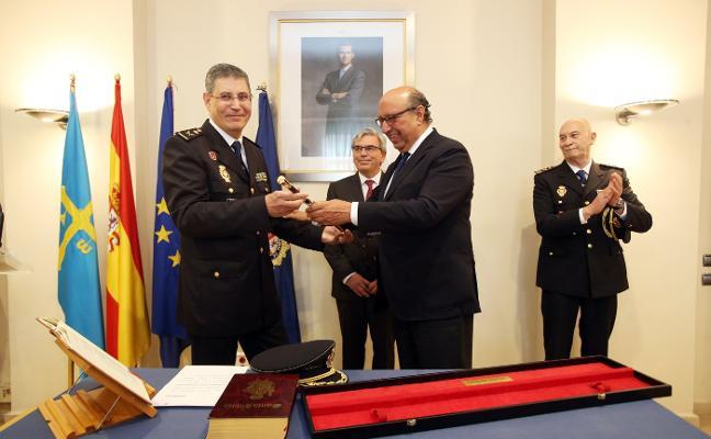 El nuevo jefe de Policía quiere «redoblar esfuerzos» por una sociedad más segura