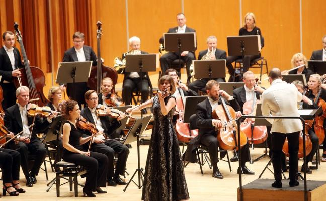 La Orquesta de Cámara de Europa, en Oviedo