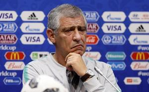 Santos: «No va a importar lo que ha pasado en España»