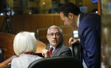 Gaspar Llamazares acusa a Garzón de tratar a IU de Asturias como «Roma a la aldea gala»