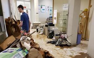 «La situación en la Escuela Politécnica es aún peor de lo que esperábamos»