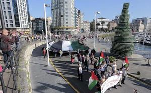 La solidaridad hace escala en Gijón