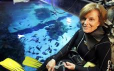 «Acepto con gusto la responsabilidad de ser una voz para el océano»