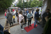 Actividades para todos los públicos en la Feria del Libro de Xixón