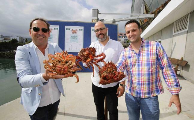 Las Jornadas del Marisco regresan a Llanes con quince participantes