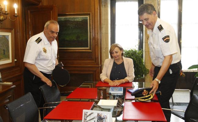 La plantilla asignada a la Policía Nacional de Avilés se reforzará con diez agentes en prácticas