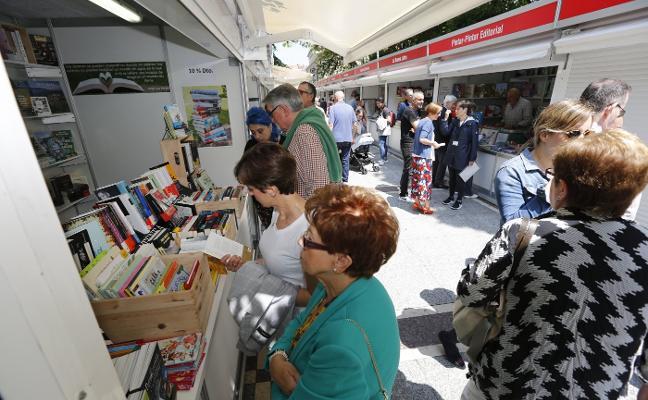 Feria del Libro de Gijón: La fiesta literaria vuelve a Begoña