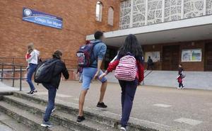 El colegio San Miguel estudia el cese definitivo de la docente investigada