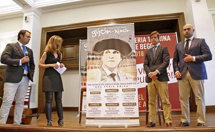 La feria taurina de Begoña 2018 desvela su cartel