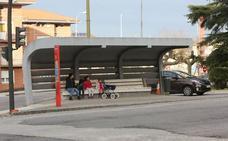 La marquesina de El Pozón se ubicará finalmente en la calle Río Cares