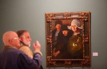 Inauguración de la muestra pictórica 'Rural' en Oviedo