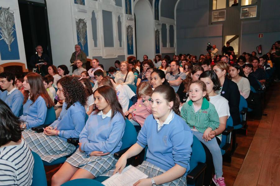 Clausura del programa educativo 'Otras miradas. Educando en igualdad'