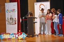 Más de 300 escolares de Gijón cierran el Proyecto SmartKids