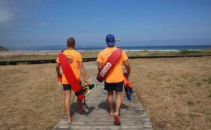 Las playas con salvamento en el Oriente