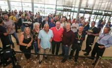El Aeropuerto de Asturias celebra su 50 aniversario con recuerdos y deseos de más rutas