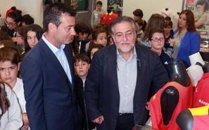 «Las medallas no valen sin una calidad humana», afirma 'Pepu' Hernández