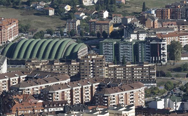 El Consistorio aspira a tener en quince días los proyectos de la mitad del plan de Santullano