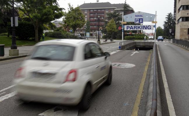 El aparcamiento del Centro Cívico recupera el servicio de estacionamiento en rotación