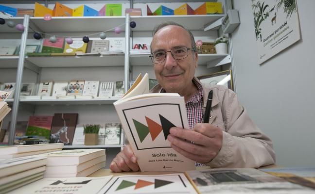 José Luis García Martín se deja editar por el lector