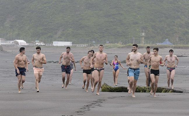 Cruz Roja inicia las pruebas de socorristas para las playas