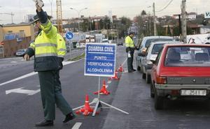 379 conductores asturianos perdieron el carné el año pasado